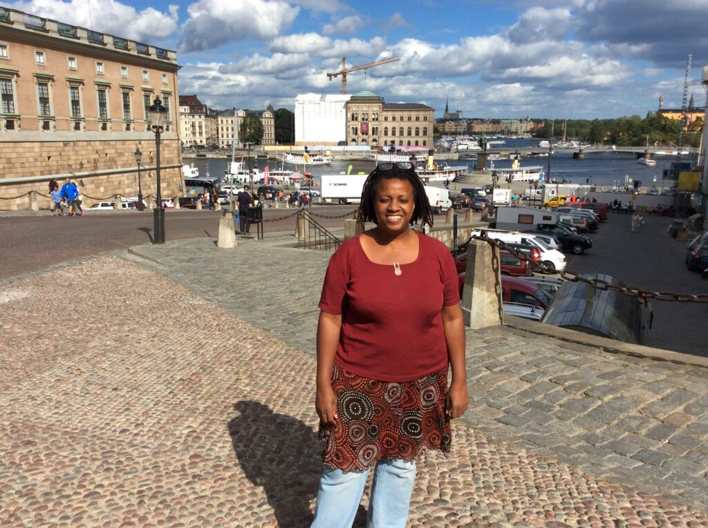 Tammi in Stockholm
