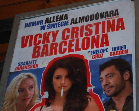 Vicky Cristina Barcelona movie poster
