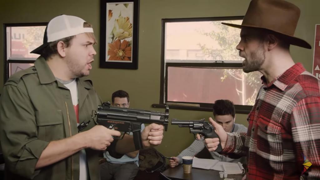 Screenshot, Guntown (2017)
