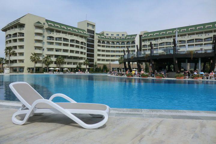 Amelia Beach Resort, Cenger, Turkey, 2012